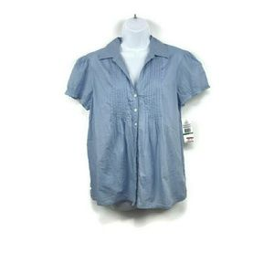 Tommy hilfiger small blue short Sleeve Nwt